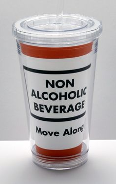 16 oz BPA-Free Acrylic Tumbler with Lid and Straw - Orange Non Alcoholic, $14.99