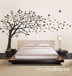 Trees Painted On Walls Google Search House Art For Walls