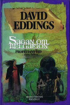Profetians tid av David Eddings (Kartonnage) - Fantasyhyllan