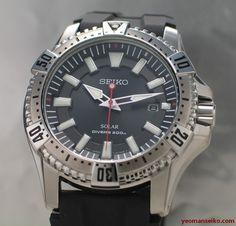 Seiko Solar Diver 200m SBDJ007