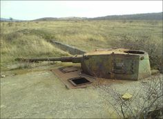 Panzer bunker