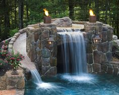 Tropical Pool Design, Pictures, Remodel, Decor and Ideas - page 5