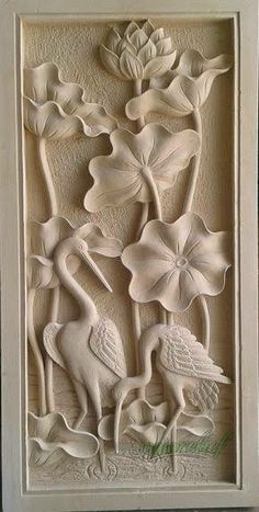 Plaster Sculpture Plaster Art Wall Sculptures Sculpture Art Stone Carving Wood Carving Picture On Wood Relief Mural Art Plaster Sculpture, Plaster Art, Wood Sculpture, Wall Sculptures, Wood Carving Designs, Wood Carving Art, Wood Art, Stone Carving, Clay Wall Art