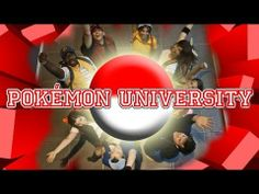 Pokémon University: A Pokémon Professor Song. This video is my new favorite thing! It's awesome! And I love all the in-jokes!