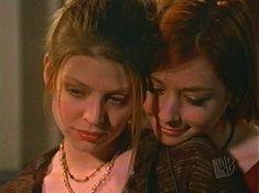 Tara and Willow  - Buffy the Vampire Slayer
