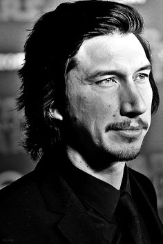 """rylokn: """"""""Adam Driver - Photographed by D. Johnson at The Last Jedi Japan Premiere x """" """""""