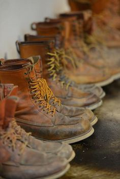 Red Wing Six Inch Boot 875 Brown | My Style | Pinterest | Wings