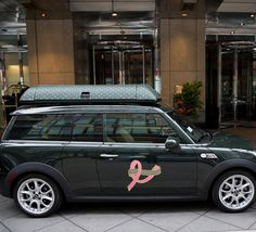 Awareness at the hotel - The Peninsula Chicago will promote Breast Cancer Awareness Month by illuminating the hotel in pink lights and with specialty pink floral arrangements throughout the hotel. In coordination with Lynn Sage Cancer Research Foundation, the hotel is offering complimentary transportation via the hotel's MINI Cooper to patients for their cancer treatments. #PiP