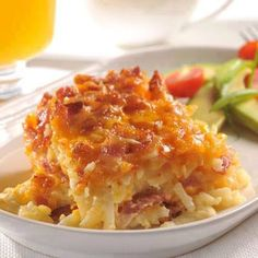 Potato Bacon Casserole - HowToInstructions.Us