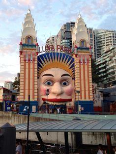 Luna Park, Sydney, Australia