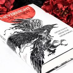 I started reading the eGalley of Nevernight before it was released but it didnt include all the footnotes! When I heard I was missing stuff I decided to put it aside until my glorious UK edition arrived because how amazingly gorgeous is this is cover?! Aaaaaand then life happened and I didnt have time to read many print copies and my life ended up being mostly audiobooks! I definitely wanted to read this beautiful hardcover and I still havent made it yet but Ive made it a priority for this…