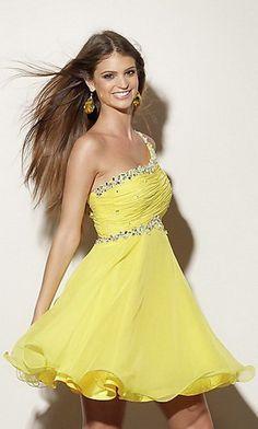 Yellow prom dresses 2012 – Dress online uk