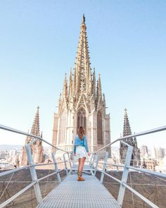 Discover all the best Instagram photo spots in Barcelona (with exact location!) so that you can snap those perfectly Instgrammable shots!