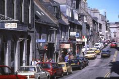 Old Pictures, Old Photos, City By The Sea, Visit Britain, Silver City, North Sea, Aberdeen, Antique Shops, Scotland