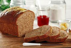 Molasses Flax Bread recipe made with canola oil Gluten Free Recipes, Bread Recipes, Baking Recipes, Seed Bread, Flax Seed Recipes, Bread Bun, Canola Oil, How To Make Bread, Bread Baking