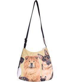 Bolsa Carteiro Cães UseNatureza.com www.usenatureza.com #UseNatureza #JeffersonKulig #moda #fashion #bolsa #natureza