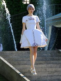Chanel Cruise Collectie 2013
