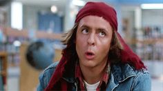 He could get people to do anything, like whistle in sync. | 18 Reasons You Had A Crush On John Bender From The BreakfastClub