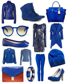 Electric Blue - on COUTUREcolorado LIFE & STYE