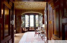 The Drawing Room at Lyme Park