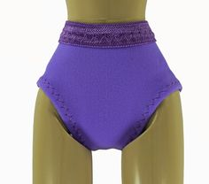 """Madame Alexander 21"""" Cissy Doll Panties - Lilac - Doll Clothes"""