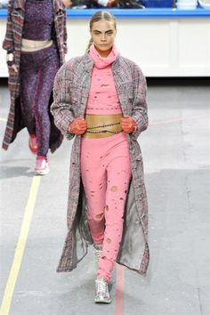 Chanel - Parigi - Autunno-Inverno 2014-2015