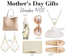 Polished Closets || Mother's Day Gifts Under $100