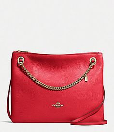d4f654d2db85 COACH CONVERTIBLE CROSSBODY IN PEBBLE LEATHER . Beautiful!!! Designer Bags  On Sale
