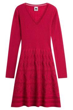 M Missoni - Wool-Blend Dress