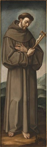 Saint Francis of Assisi - Francisco Pacheco — Google Arts & Culture