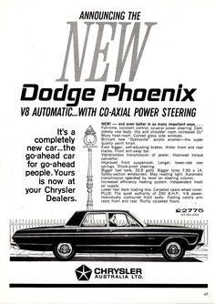 1964 VD2 Dodge Phoenix Golden Anniversary 1914-64 Chrysler