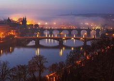 """Prague Bridges   www.martinrak.cz"""