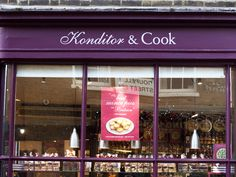 Konditor and Cook :: the best hot chocolate in London