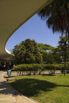 Marquise do Ibirapuera Parque do Ibirapuera, São Paulo Oscar Niemeyer
