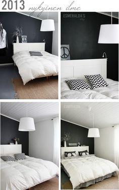 Makuuhuone Ennen