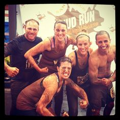 San Diego Mud Run!