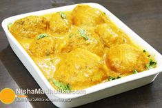 Stuffed Potato Curry Recipe - Bharwan Aloo Curry Recipe
