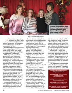 Grosse Pointe Mompreneurs | Grosse Pointe Magazine