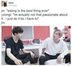 Jin's reaction though XD