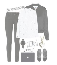 """Dan Howell"" by hmuhemmo ❤ liked on Polyvore featuring Filles à papa, AllSaints, Lazy Oaf, MANGO, Olivia Burton, danisnotonfire, youtube, amazingphil and phan"