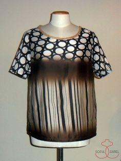 04 020 - Camisola básica de senhora