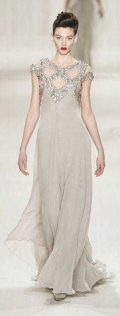 Elie Saab Haute Couture F/W 2012-2013 https://www.facebook.com/SLcomunidad
