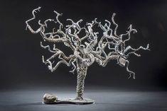 metal tree sculpture sculpture arbre en by MetalTreesSculpture
