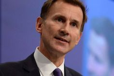 Jeremy Hunt scolded by High Court judge over 'inappropriate' tweet during NHS manslaughter trial - Jeremy Hunt has been acting like the misprint version of his name - again. It should be a huge embarrassment for the Conservative Government that its ministers do not know how to behave, especially...