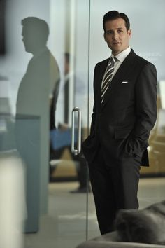 Harvey Specter of Suits (2011) played by Gabriel Macht