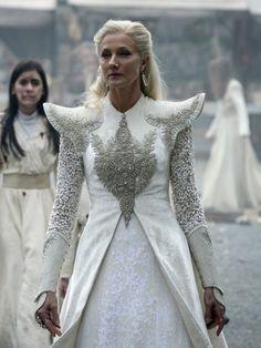 Joely Richardson as Glinda in Emerald City (TV Series, 2017). [x]