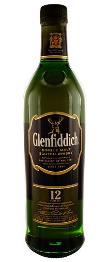 Glenfiddich 12 year old Reserve Single Malt Whisky 750ml (Previously $30)