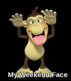 Weekend Face   Jewels Art Creation