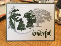 Stampin' Up Rooted In Nature; 2018-2019 Annual Catalog; Mossy Meadow & Smoky Slate; Stamparatus