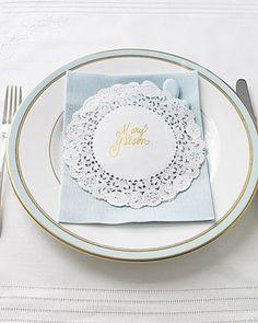 MISSBLISS - Marcasitios Originales para tu boda. vía marthastewartweddings.com